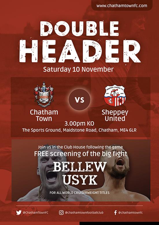 Free screening of Bellew V Usyk Title Fight