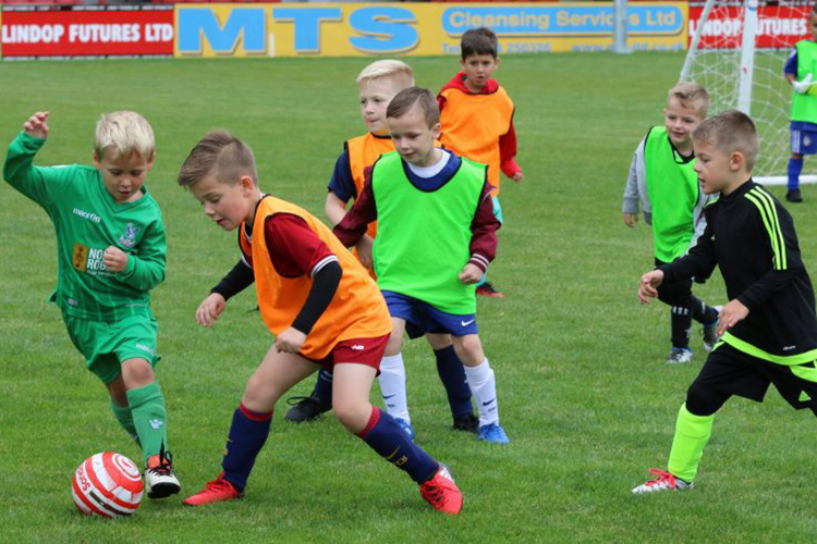 Children's Football Parties at Chatham Town F.C.