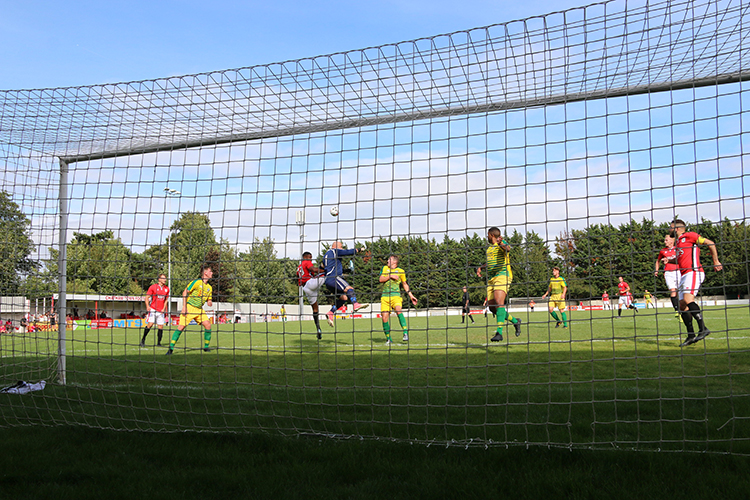 Crowborough Athletic and Rusthall