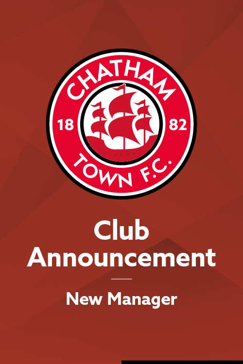 New Chatham Town FC Manager
