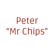 Peter Mr Chips